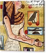 Ancient Brands Canvas Print