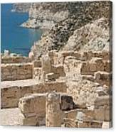 Ancient Curium 2 Canvas Print