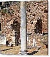 Ancient Delphi Canvas Print
