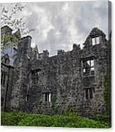 Ancient Donegal Castle Canvas Print