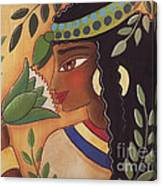 Ancient Egyptian Belle  Canvas Print