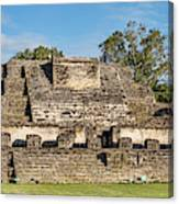 Ancient Mayan Ruins, Altun Ha, Belize Canvas Print