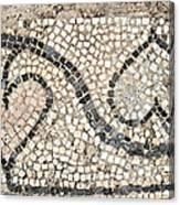 Ancient Mosaic Canvas Print
