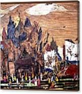 Ancient Palace  Canvas Print