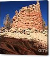 Ancient Pueblo Canvas Print