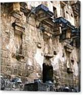 Ancient Roman Theater 4 Canvas Print