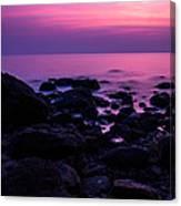 Andaman Sea Sunset Canvas Print