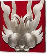 Andean Devil Mask Canvas Print