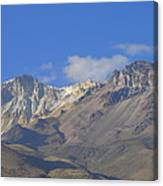 Andes Mountains 1 Canvas Print