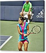 Andrea Petkovic Canvas Print