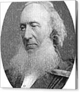 Andrew Buchanan Canvas Print