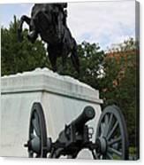 Andrew Jackson Memorial Canvas Print