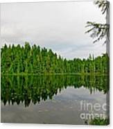 Andrew Lake Canvas Print