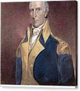Andrew Pickens (1739-1817) Canvas Print