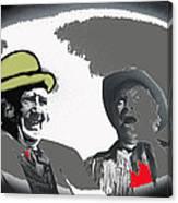 Andy Devine  Chill Wills Old Tucson Arizona 1971-2008 Canvas Print