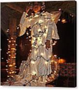 Angel And The Badman Homage 1947 Christmas Parade Coolidge Arizona 2001-2008 Canvas Print