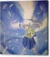 Angel Beats Canvas Print