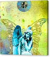 Angel Blessings 3 Canvas Print