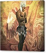 Angel Cabaret Canvas Print