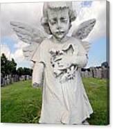 Angel Child Canvas Print