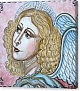Angel De La Paz Canvas Print