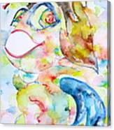 Angel Garbuglio Canvas Print