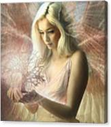 Angel Jehoel Canvas Print