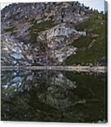 Angel Lake 3 Canvas Print