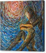 Angel Moon I Canvas Print