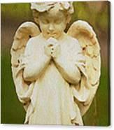 Angel Of Mine Canvas Print