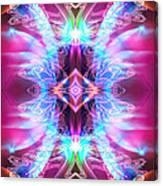 Angel Of Talismans Canvas Print