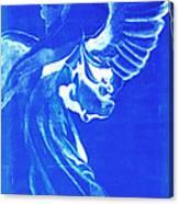 Angel Of The Horizon  Canvas Print