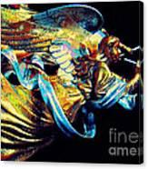 Angel Herald Canvas Print