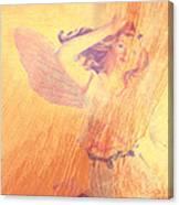 Angel Time  Canvas Print