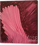 Angel Wing Canvas Print