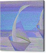 Angelfish3 Canvas Print