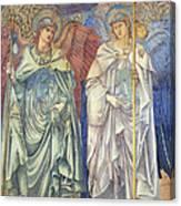 Angeli Ministrantes Canvas Print