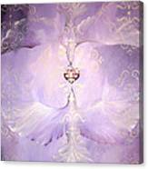 Angelic Cropped Version Canvas Print
