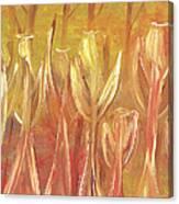 Angelic Symphony Canvas Print