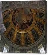 Angelic View Canvas Print