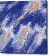 Angels Flight Trip Canvas Print
