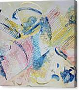 Angels Lingering Canvas Print