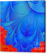 Angels Or Demons Canvas Print