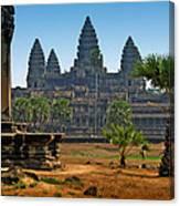 Angkor Afternoon Canvas Print