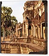 Angkor Wat 02 Canvas Print
