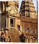 Angkor Wat 03 Canvas Print