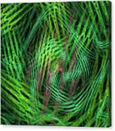 Angle Worms Canvas Print