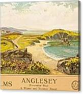 Anglesey Canvas Print
