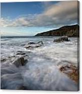 Anglesey Tides Canvas Print