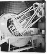 Anglo-australian Telescope Canvas Print